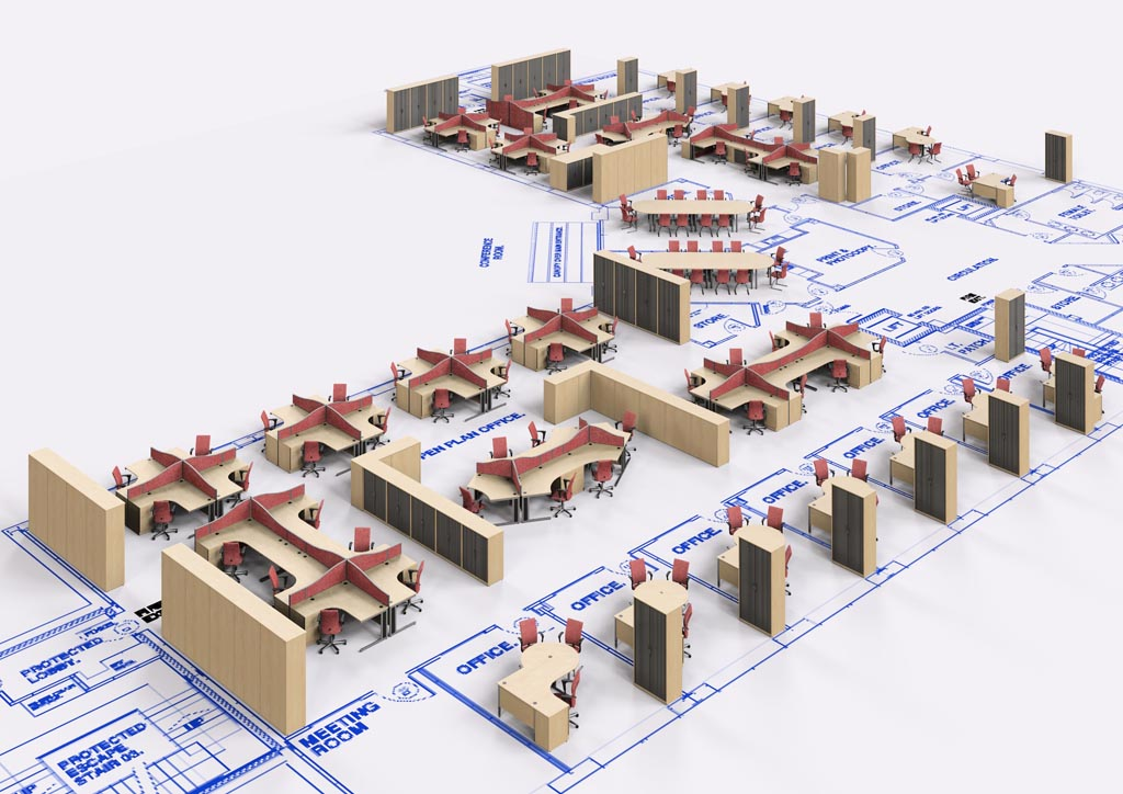 Top Tips of a Successful Office Fit-Out