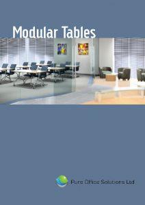modular tables pdf