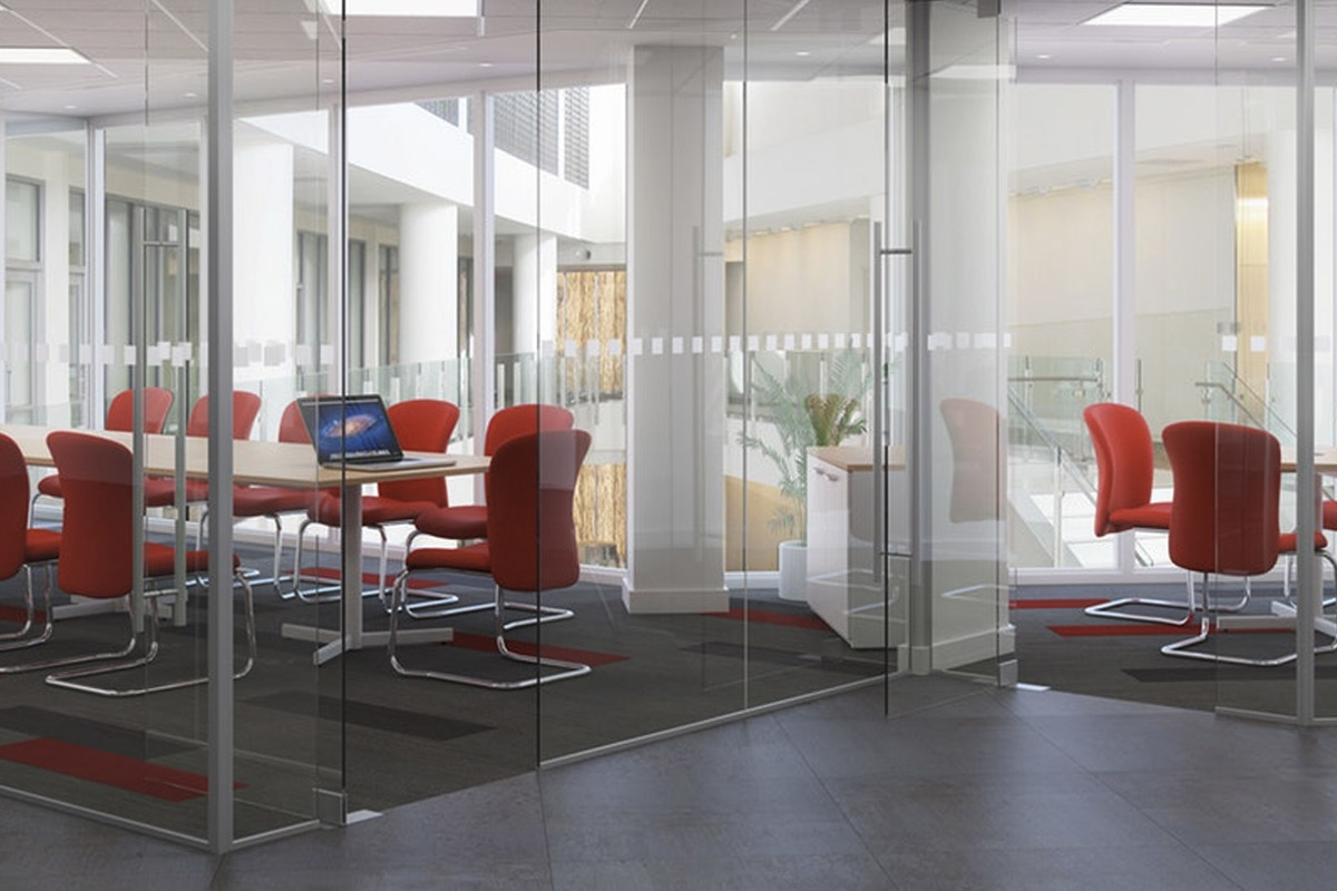 OfficeInteriorsGlass
