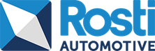 rosti automotive logo