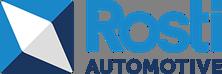 rosti automotive logo