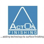 Act on finishing logo