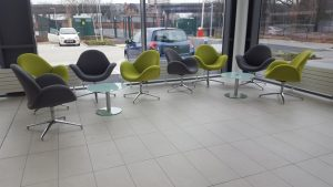 Guhring Limited Project - Seating