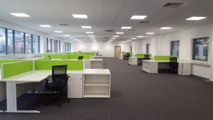 Guhring Limited Project - Fit Out
