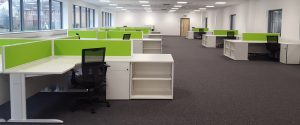 Guhring Limited Project - Office Fit Out