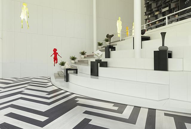 polyfloor loose lay flooring