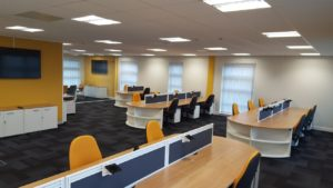 Inspire Insurance Project - Fit Out Project