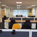 Inspire Insurance Project - Open Plan Office