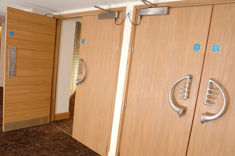 Acoustic Internal Doors
