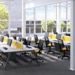 Desks - Yellow Seating