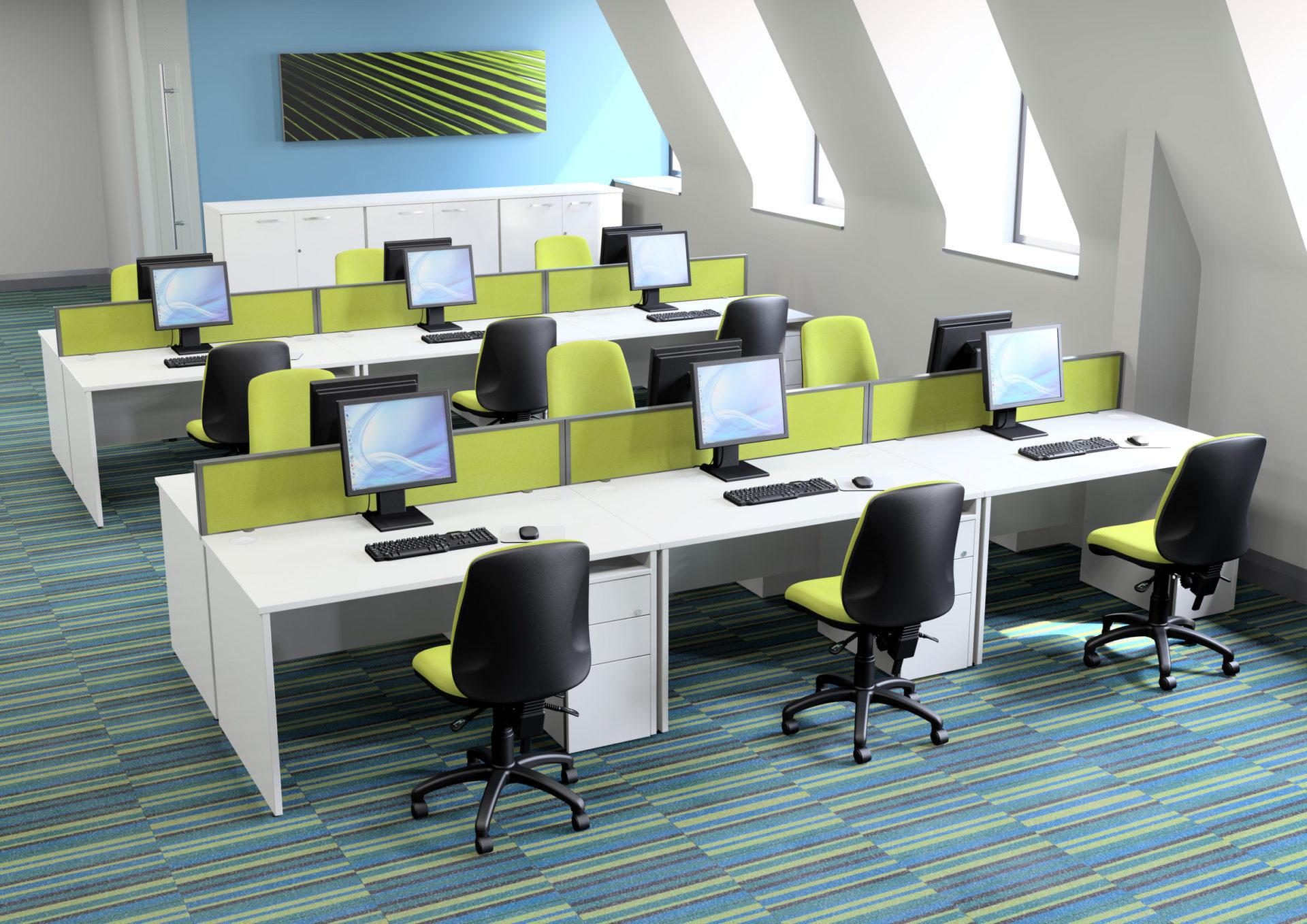 X Desk Range