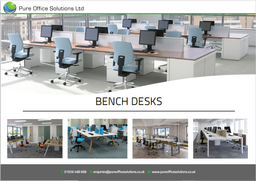 Bench Desks Overview