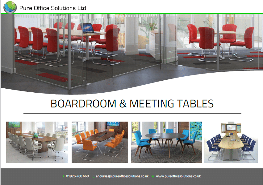 Boardroom-Meeting-Tables Overview