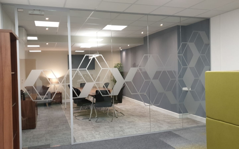 Office Partition Wall Systems Pure Office Solutions Ltd