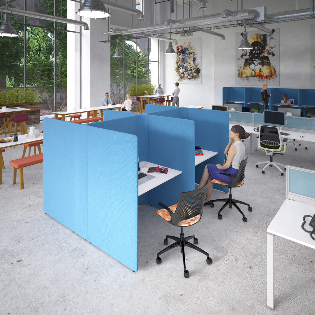 Acoustic Office Furniture