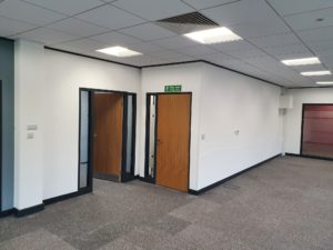 Project - Pure Offices Manchester