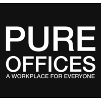 Pure office logo